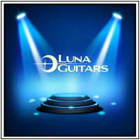 Boomer's Music Luna Guitars