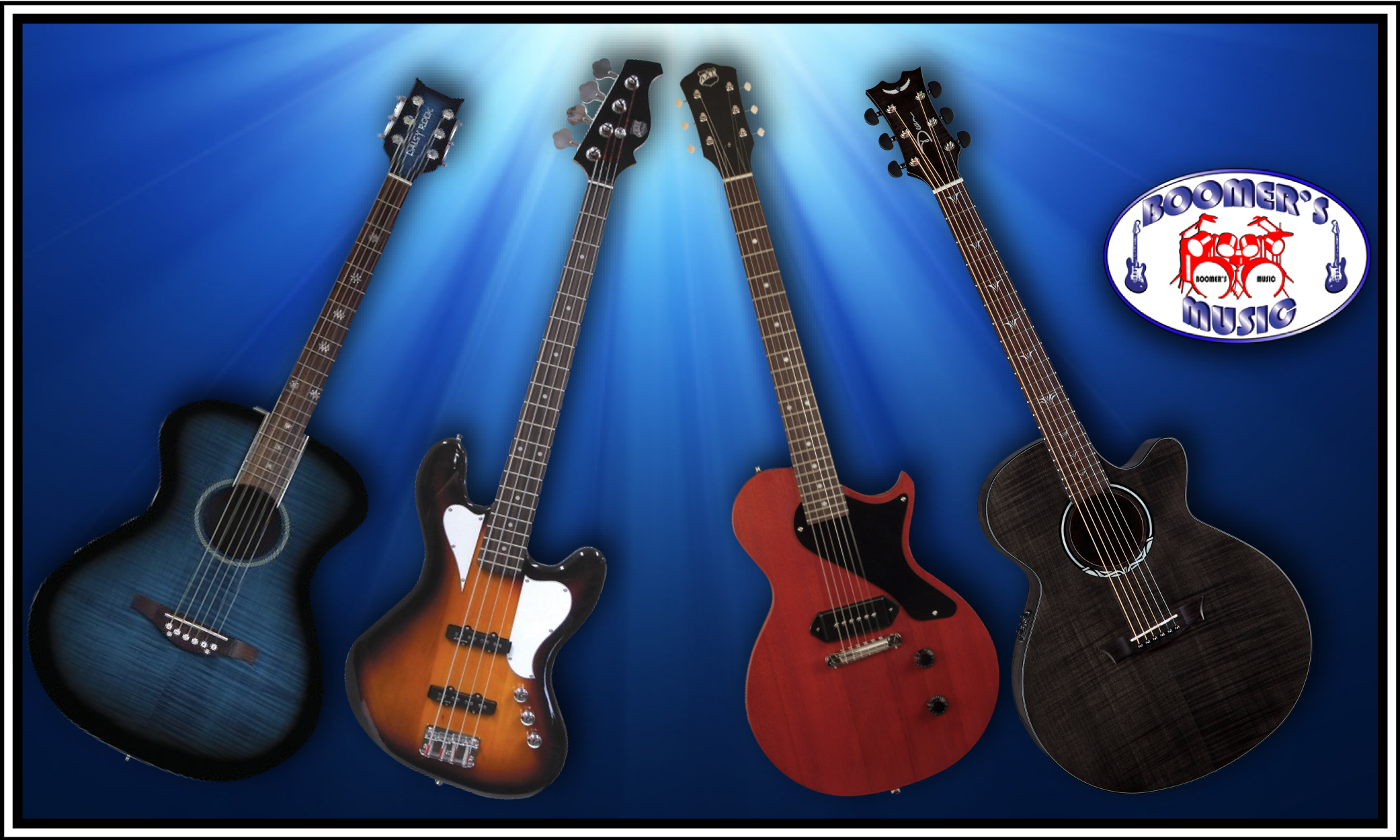 Middle Tennessee's #1 Supplier of High End Instruments |